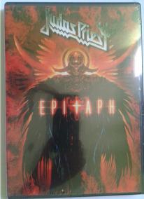 Dvd Judas Priest Epitaph ( Original E Lacrado)