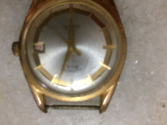 Relógio- Antigo De Pulso Suico