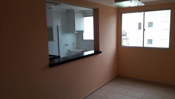 Apartamento 47m², Bauru. Cond. Terra Brasilis. Aceito Troca.