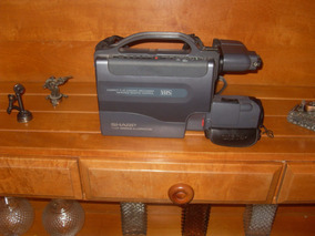 Camera Filmadora Sharp Slimcam