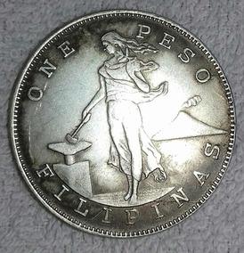 Moeda One Peso Philipinas