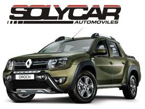 Renault Oroch 1.6 Y 2.0 Entrega Inmediata!!! Solycar