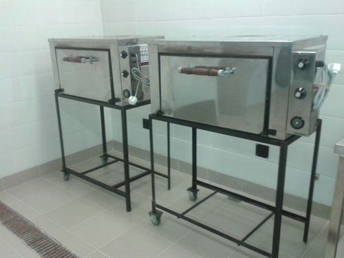 Imagen 1 de 5 de Alquiler De Horno Pizzero Electrico De 6 Moldes,cafetera
