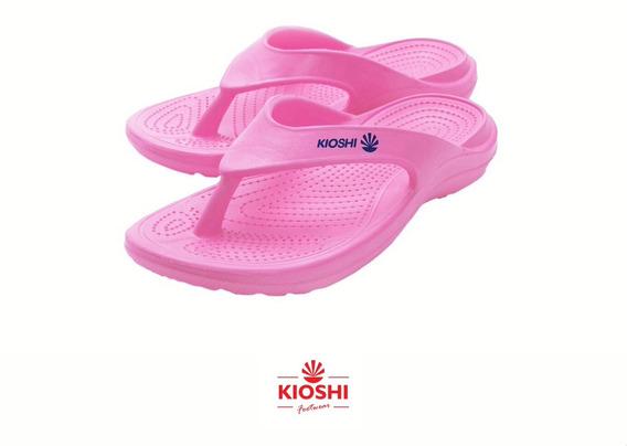 Kioshi Flip Flops Ojotas Fucsia Azul Women & Teens