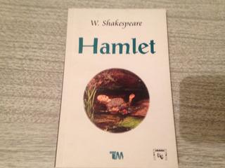 Libro Hamlet W Shakespeare
