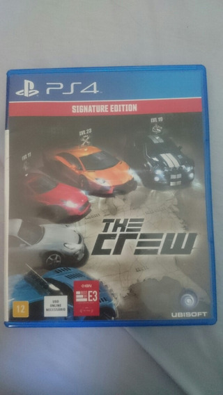 The Crew Signature Edition Ps4