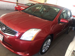 Nissan Sentra 4p Custom 2.0l 6vel 2012