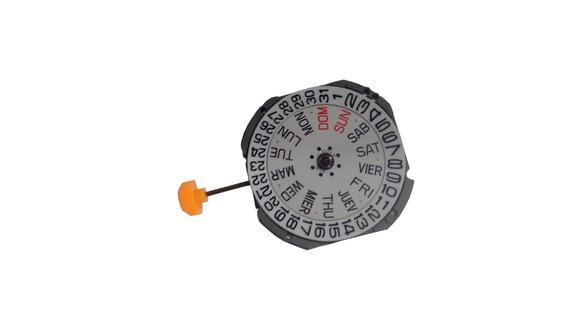 Máquina Para Relógio De Pulso Modelo 1s02/3 Nova