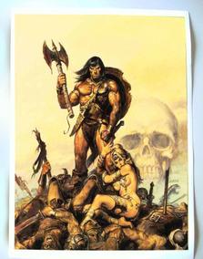 Conan Poster Arte De Norem