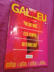 Revista Galileu Out/2015 Por Que Você Sempre Está No Vermelh