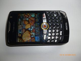 Nextel Blackberry 8350i Completa Todo Original Con Cesión!!!
