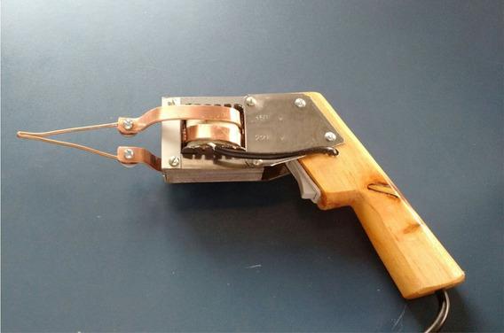 Ferro De Solda 150w Pistola Profissional Estanhador Estanho