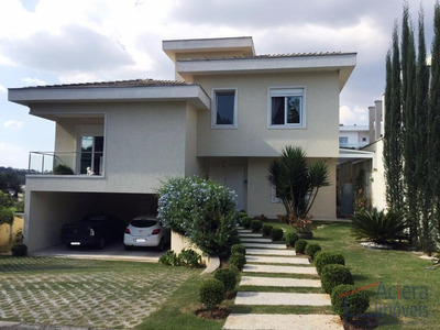 Reserva Santa Maria- Família Muda-se Para Exterior!! Excelente Casa, Mobiliada, De Muito Bom Gosto!!! - Codigo: Ca0826 - Ca0826