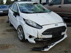 Ford Fiesta 2013 Motor 1.6 Desarmo Todo Autopartes