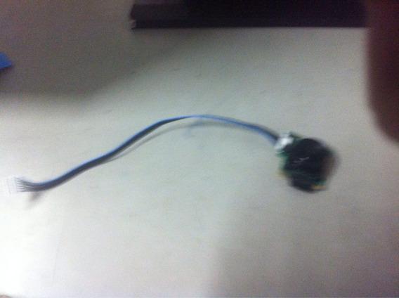Botão Power E Flat Lvds Tv Samsung Un32fh4205