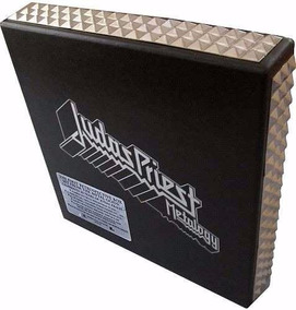 Judas Priest-metalogy [4cd + Dvd], Box Set