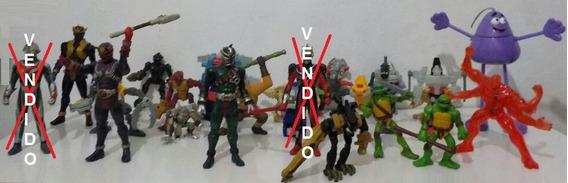 Brinquedos Antigos Coleção Kamen Rider, Tartarugas Ninjas