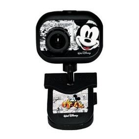 Web Cam 2mb Clone Modelo 10024 Disney Mickey