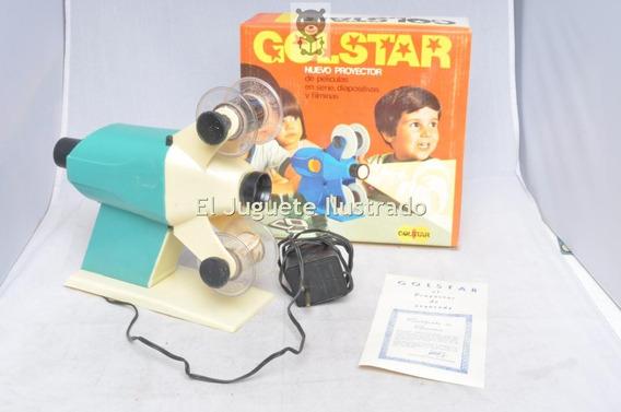 Proyector Goldstar Dec 70 En Caja Funciona Nuevo No Cinegraf