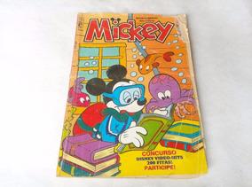 Hq - Gibi - Disney Mickey Nº 497 Ano 1991