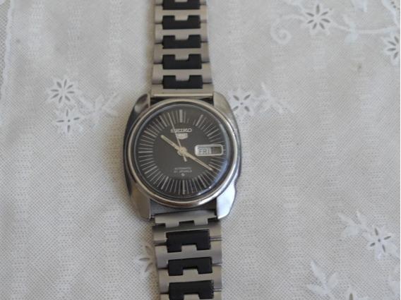 Relógio De Pulso Seiko Automatic 21 Jewels - 041620 Japan J!