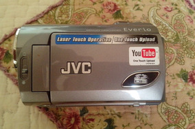 Filmadora Jvc Memory Flash Gz-ms100ub