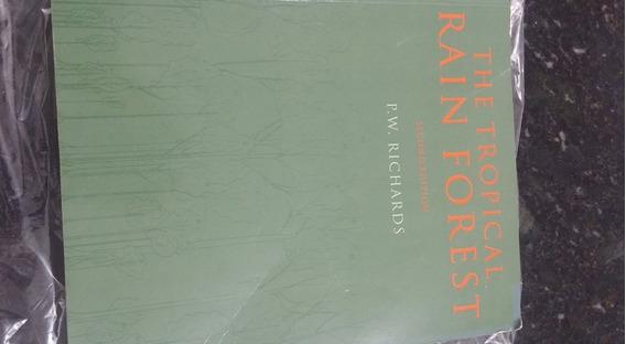 Livro The Tropical Rain Forest - 2ª Ed. - 1998 !!!