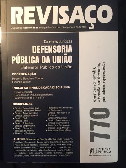 Revisaço Defensoria Pública Da União 2014 - Frete Grátis