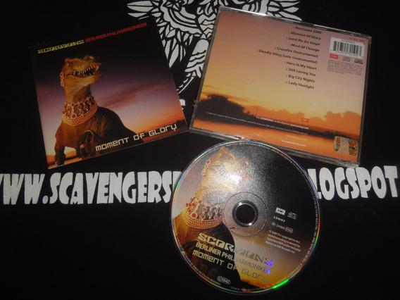 Cd Usad Scorpions & Berliner Philharmoniker, Moment Of Glory