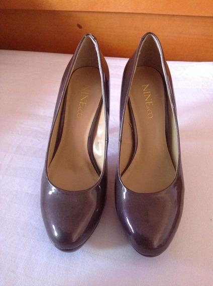 Hermosos Zapatos Nine West. Talla 35 1/2 (5.5) Orig Y Oferta