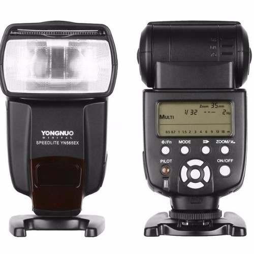 Yongnuo Flash Yn565ex Ttl Compatível Para Câmeras Nikon