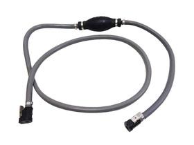 Mangueira Combustível Naútica Moeller C/ Bulbo Conexão Fêmea