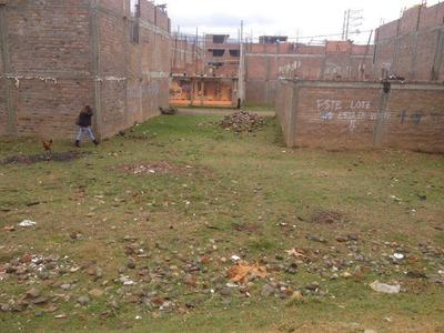 Vendo Terreno 111 M2 El Tambo Huancayo