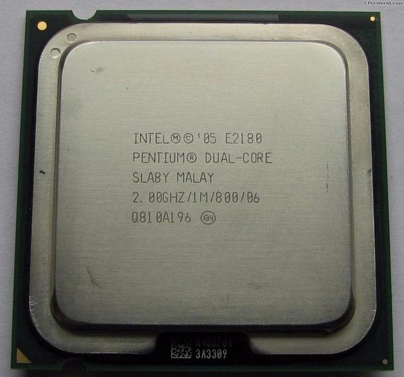 Processador Intel Lga 775 Dual Core E2180 2.0ghz