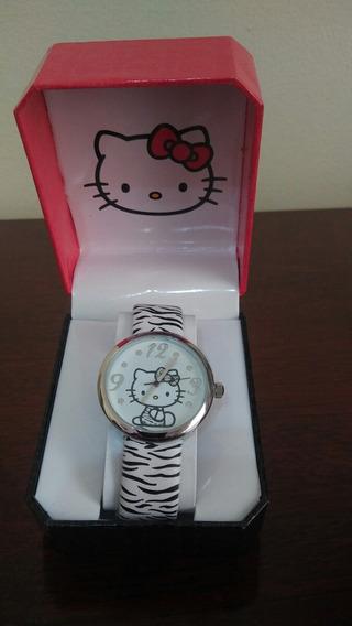 Lindo Relógio Hello Kitty (menina)