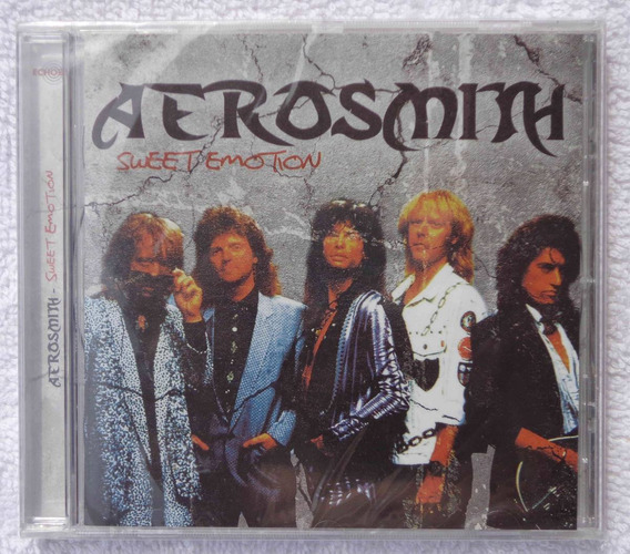 Aerosmith - Cd Novo Live Hampton Civic Center 1987 Bootleg