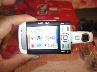 Pedido Nokia 5700 Xpress Music Libre De Fabrica