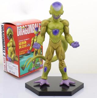 Figura Golden Freezer Dragon Ball Z Película Coleccionable