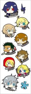 Plancha De Stickers De Anime De Togainu No Chi Yaoi Shiki