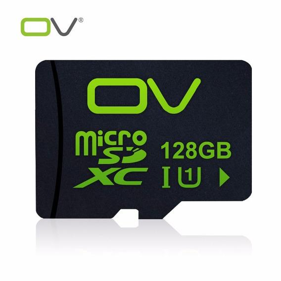 - Cartão De Memória Ov 128 Gb ( Disponivel 64 Gb )