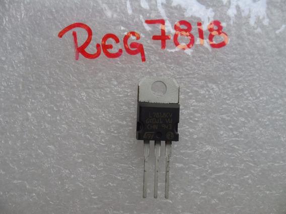 7818cv - L7818cv - L 7818 Cv Regulador C.i Com 3 Pçs