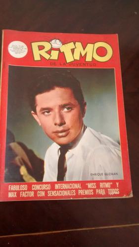 Revista Ritmo N°106 -enrique Guzman -foto 50-51(358