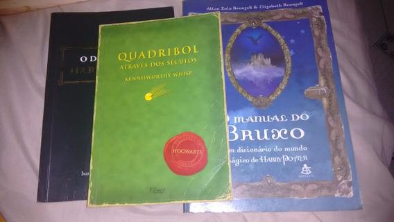 Kit Livros Da Saga Harry Potter