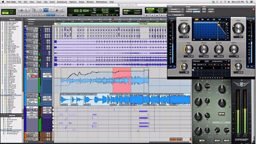 Pro Tools 10 Mac El Capitan Y  12 Para Windows! Mas Regalos!