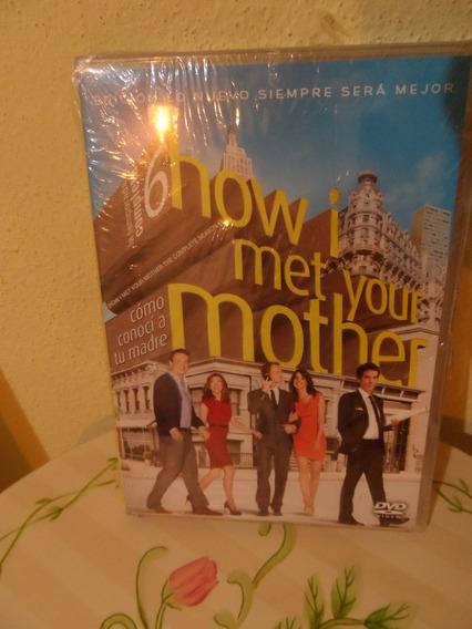 Serie De Tv How I Met Your Mother Temporada 6
