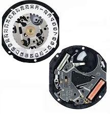 Máquinas Para Relógios De Pulso Modelo Vx12/6 Novo