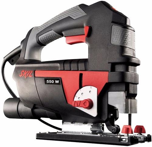 Skil 4550 Sierra Caladora Pendular 550w 6 Velocidades
