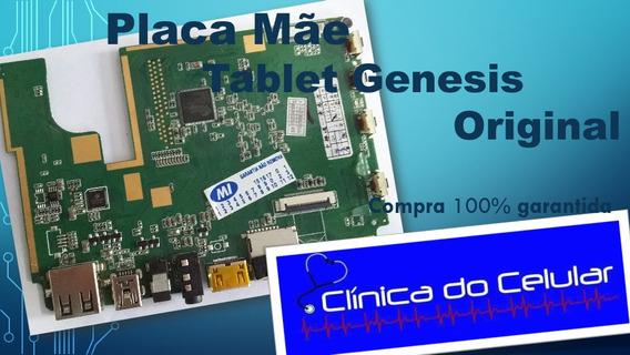 Placa Mãe Tablet Genesis Gt 7204 Dl Hd7 (retirada De Peças)