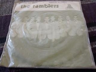 Vinilo Single De Los Ramblers No Toques Esa Cancion ( T28