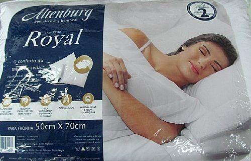 Travesseiro Altenburg Royal 50x70
